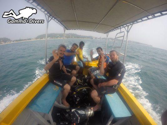 غواصی در سریلانکا