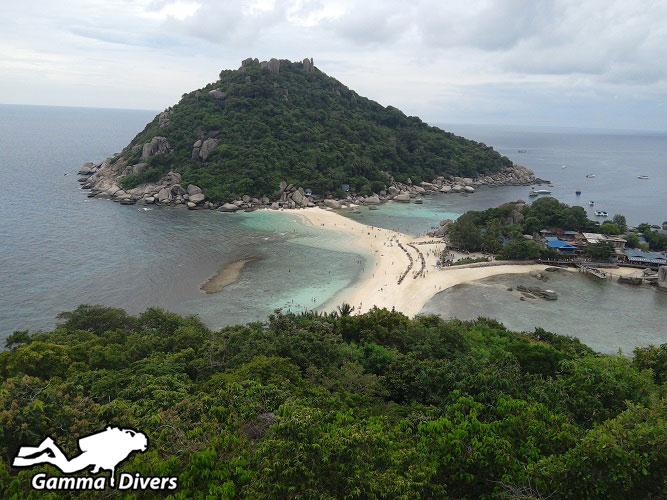 تور جزایر سامویی و تائو- غواصی در تایلند