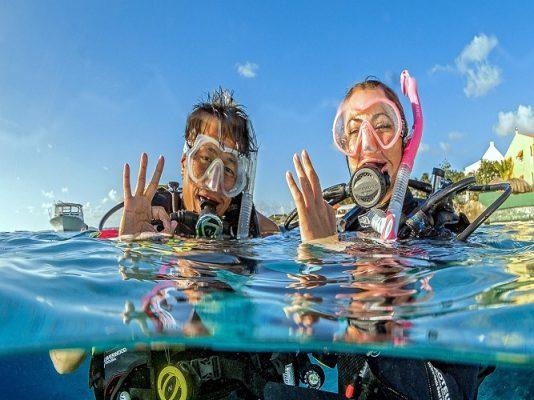 غواصی مقدماتی (Open Water Diver)