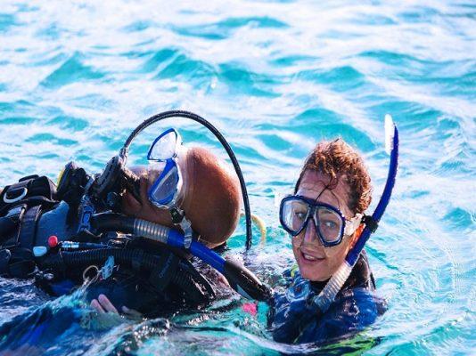 دوره امداد نجات غواصی (Rescue Diver)