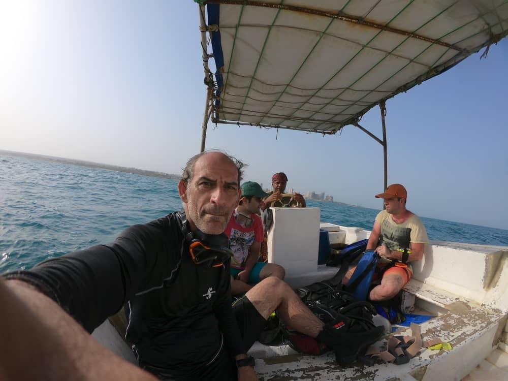 Advanced Open Water Diver دوره غواصی پیشرفته